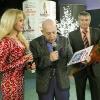Награждение артистки Почётной грамотой Тамбовской областной Думы