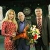 Слева-направо: А. Герасимова, В. Юрьев, А. Ермаков